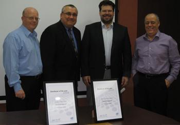 ETC Distributor of the Year Award - 2008 | Oasis Enterprises