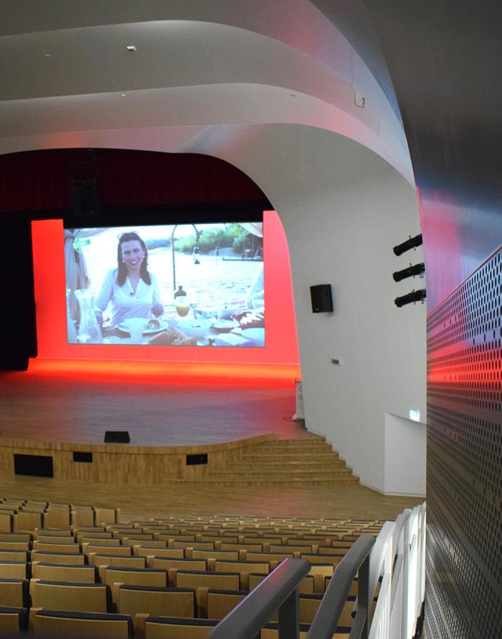 Pro Audio Visual Company in Dubai, UAE | AV Solutions | Oasis Enterprises