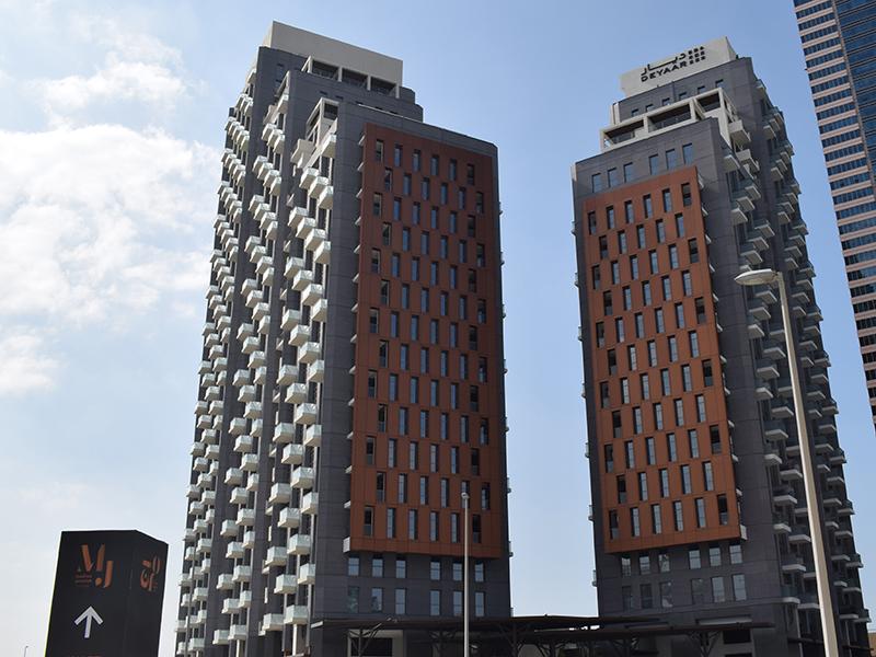 ELV & CCTV Security Systems | Residential Building | Oasis Enterprises