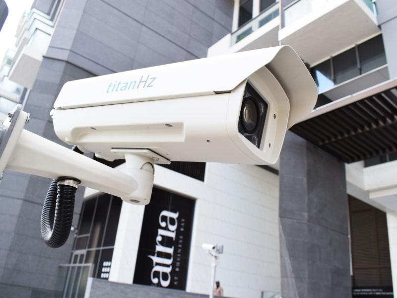 Atria Tower Dubai | CCTV Surveillance | Oasis Enterprises