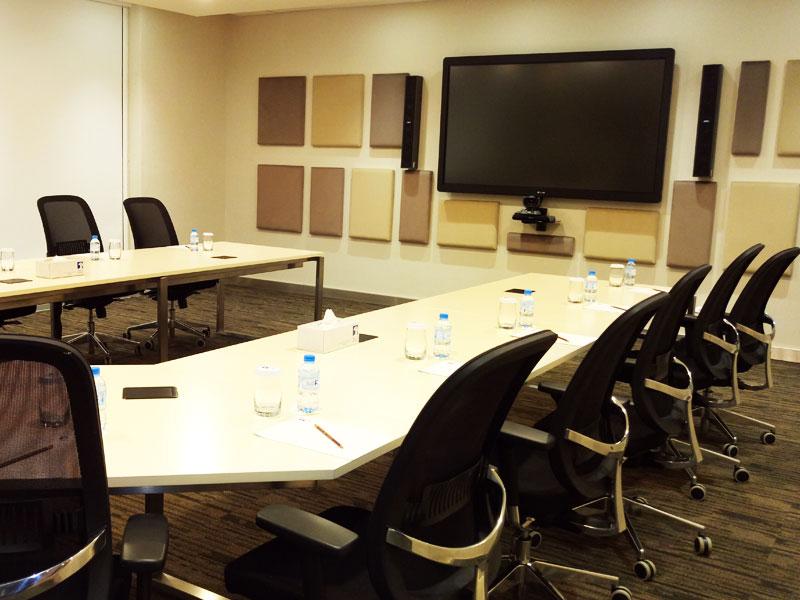 Al Ain English Speaking School | Auditorium Speaker | Acoustics Solutions | Oasis Enterprises