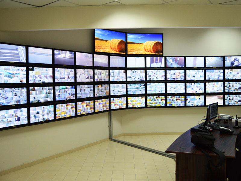 Al Bateen Towers Double Tree Hilton | Surveillance & Video Recording System | CCTV | Oasis Enterprises