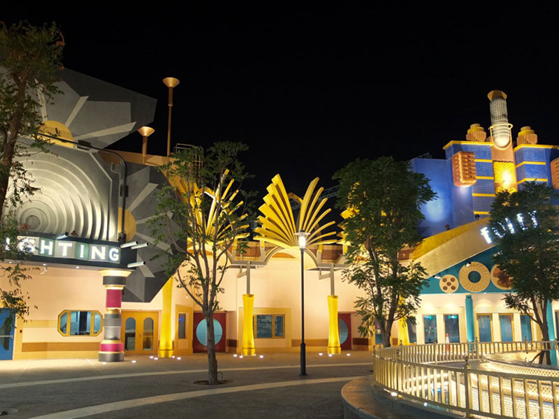 Dubai Parks & Resorts | Architainment Systems Integration | Oasis Enterprises