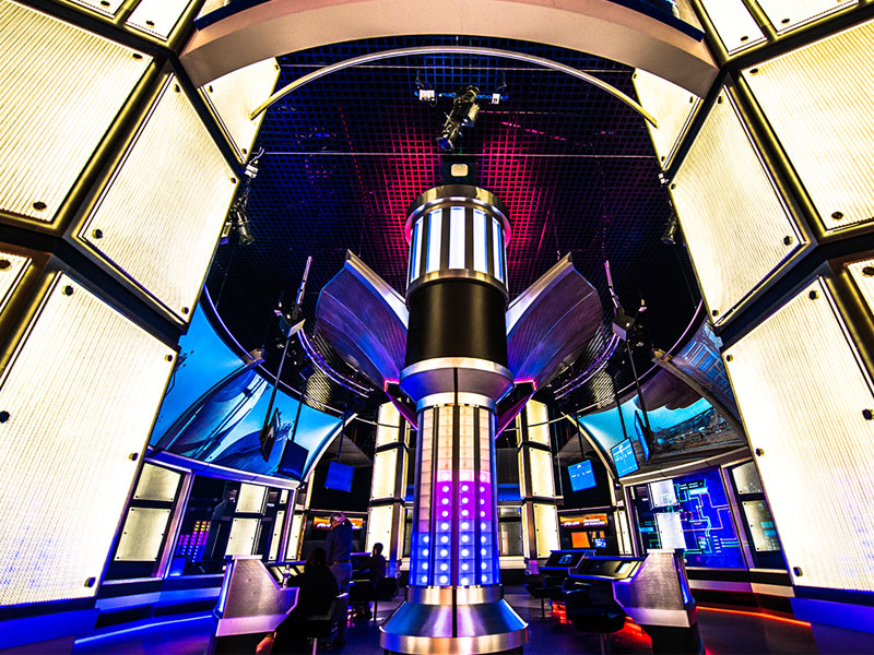 Energy Exhibit Dammam | Architainment | Pro Lighting & Sound System | Oasis Enterprises