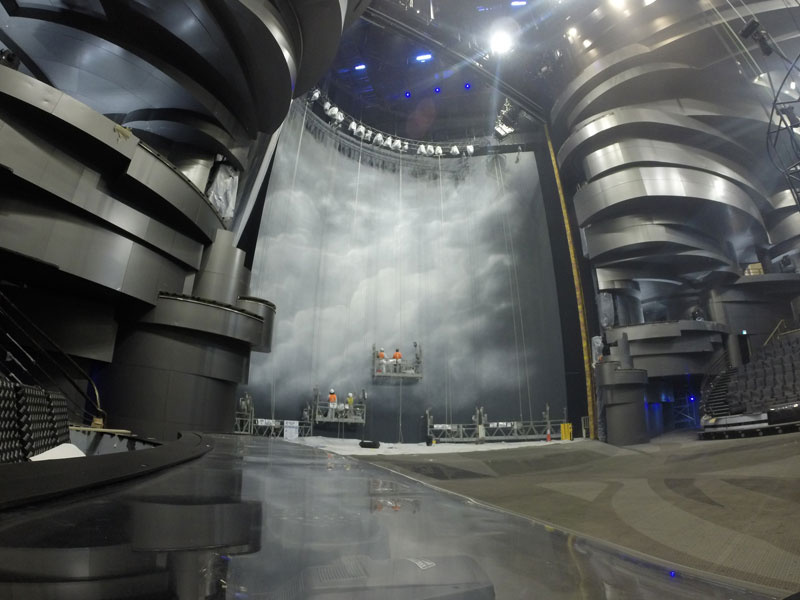 La perle Dubai | Architainment Systems Integration | Theatrical Control, Dimming & Special Effects | Oasis Enterprises